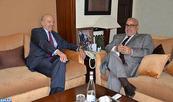 Alain Juppé salue l'évolution que connait le Maroc dans les différents domaines
