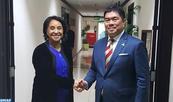 """La Maroc, un """"candidat fort"""" pour renforcer l'action parlementaire avec l'Asie du Sud Est (Secrétaire général de l'AIPA)"""