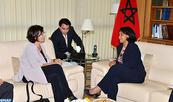 La présidente de l'AP de l'OSCE salue les actions du Maroc en matière de lutte contre l'extrémisme et la violence domestique