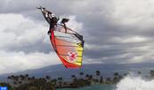 Le champion marocain Boujmaâ Guilloul remporte la 2è édition du Morocco Windsurf Championship