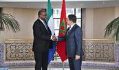 Le ministre Sierra-Léonais des AE loue le rôle du Maroc pour l'émergence d'une Afrique intégrée, développée, stable et prospère (communiqué conjoint)