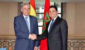 """Le Maroc et l'Espagne entretiennent une coopération """"exemplaire"""" en matière de lutte contre la migration clandestine et le terrorisme (M. Bourita)"""
