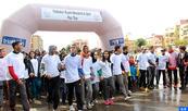 Caravane nationale du Sport pour Tous : La 15è étape fait escale à Salé