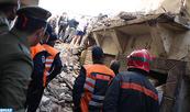 Effondrement de deux maisons menaçant ruine à Casablanca (autorités locales)