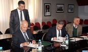 Signature à Ifrane d'une convention-cadre de partenariat entre le ministère de l'urbanisme et de l'aménagement du territoire et l'université Al-Akhawayn