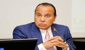 Le directeur général du groupement professionnel des banques du Maroc désigné à Paris secrétaire général de l'UBF