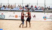 Championnat arabe de beach-volley Agadir 2018: carton plein des sélections marocaines