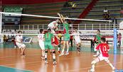 Championnat Arabe de volleyball cadets Salé 2015: victoire du Maroc face aux EAU 3 à 0