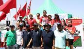 Championnat du Maroc de natation (eau libre): Victoire de Said Saber (messieurs) et Ayat Allah (dames)