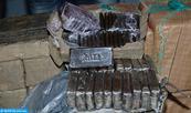 Saisie de 26 kg de chira au point de passage de Bab Melilia (douane)