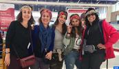 Cinq marocaines à l'assaut du Kilimandjaro pour planter le drapeau marocain sur le toit de l'Afrique