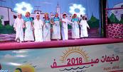 Agadir: Clôture de la colonie de vacances de la Fondation Mohammedia des œuvres sociales des magistrats