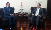 M. El Malki plaide à Bogota pour des relations institutionnalisées avec le Congrès colombien