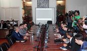 Examen du renforcement de la coopération parlementaire entre le Maroc et la Turquie