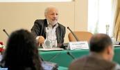 Académie du Royaume: Henry Laurens explique sa démarche de recherche historique à un groupe de doctorants marocains