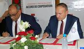 Signature d'un protocole d'accord de coopération entre les régions de Marrakech-Safi et des Hauts-De-France