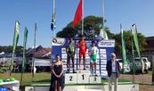 Championnat d'Afrique de cyclisme sur piste à Durban (Afrique du Sud 2017): Le Marocain Mounir Azhari décroche la médaille d'or de la course de vitesse
