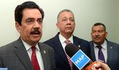 Le Parlacen en faveur de la consolidation des relations de coopération avec le Maroc (M. Tejada)