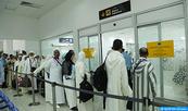 Les pèlerins de l'organisation officielle allant directement à la Mecque devront entrer en sacralisation à bord de l'avion