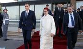 Le Président du gouvernement espagnol quitte le Maroc après une visite de travail