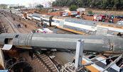 Déraillement d'un train de voyageurs près de Bouknadel: plusieurs victimes