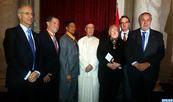 Des représentants éminents des trois religions monothéistes reçoivent à Washington le Ouissam Alaouite de l'Ordre de Commandeur