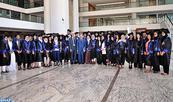 Remise de diplômes aux lauréats de la 4-ème promotion du cycle ingénieur de l'ESI
