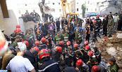 Casablanca: Deux morts et un blessé dans l'effondrement de deux immeubles objets d'une interdiction d'habiter