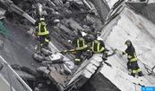 Italie: Un viaduc s'effondre à Gênes