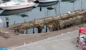 Espagne: 428 blessés dans l'effondrement d'une plateforme à Vigo (nouveau bilan)