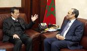 Chambre des Représentants: Formation d'un groupe d'amitié parlementaire Maroc-Chine