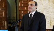 M. El Malki représente SM le Roi à la cérémonie d'investiture du nouveau président colombien