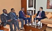 Le chef du gouvernement examine avec le président du parlement béninois les moyens de développer la coopération bilatérale