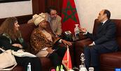 La présidente du Parlement sud-africain déterminée à jeter des ponts de rapprochement avec le Maroc