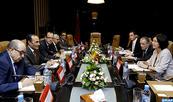 Le renforcement des relations entre le parlement et l'OSCE au centre d'entretiens à Rabat