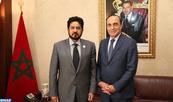 M. El Malki souligne la nécessité d'impulser davantage les relations parlementaires maroco-émiraties