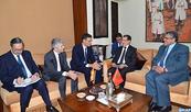 L'Espagne déterminée à renforcer la coopération avec le Maroc en matière de lutte contre l'émigration illégale (M. Sanchez)