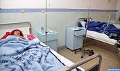 Des blessés dans la bousculade survenue dans les environs d'Essaouira quittent l'hôpital après l'amélioration de leurs états de santé