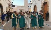 """1ère édition du Festival ''Génération Gnaoua des Jeunes"""": Une parade d'artistes ouvre le bal à Essaouira"""