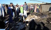 Décès d'une fille parmi les blessés de l'explosion la semaine dernière d'une bonbonne de gaz butane à Aïn Aouda