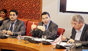 Le projet de création du Conseil national de la presse traduit l'adhésion du Royaume au système international de la liberté de la presse (M. El Khalfi)