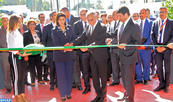 Casablanca : inauguration de la deuxième édition d'''Al Omrane Expo''