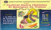 6è festival international de hadra Féminine à Essaouira : Voyage au cœur du chant soufi des Comores