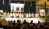 """Tombée de rideau sur la 3ème édition du festival """"Patrimoine de Rabat capitale"""" aux rythmes du Madih et Samaa"""