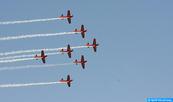 Fête du Trône: Les Forces Royales Air organisent un show aérien jeudi et vendredi à Rabat
