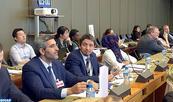 Le premier vice-président de la Chambre des représentants prend part à Genève aux travaux du Forum annuel sur les communautés à l'étranger
