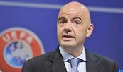 Gianni Infantino élu à la présidence de la FIFA