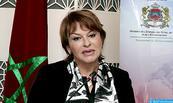Mme EL Haité souligne à Paris l'importance du soutien attendu de la part de l'OCDE pour la réussite de la COP 22
