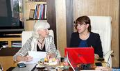 L'accélération de l'accès aux financements prévus par l'Accord de Paris, enjeu majeur de la COP22 (Mme Tubiana)