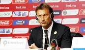 Renard dévoile la liste des 27 joueurs pour affronter les Pays-Bas et le Cameroun